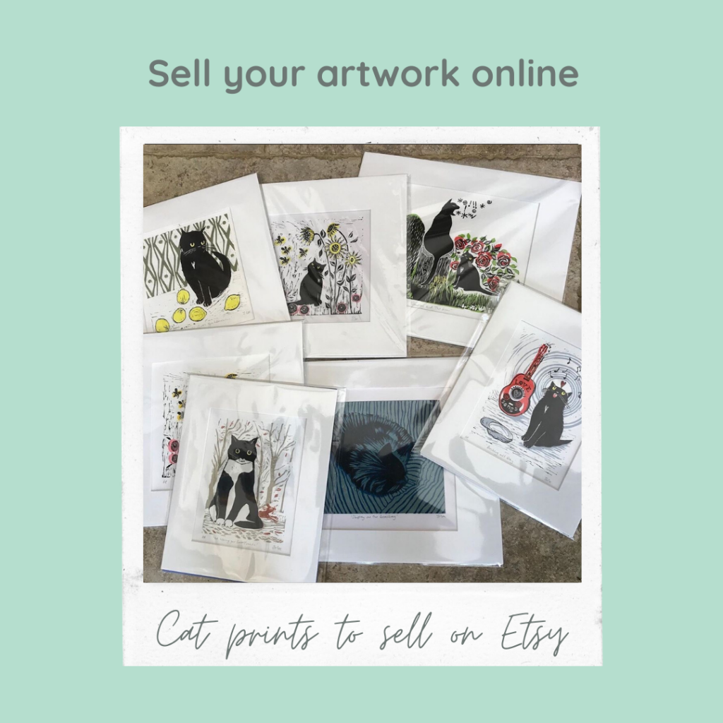Virtual fundraising ideas - sell your artwork online