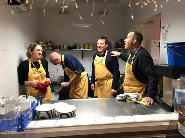 Volunteering in Nottingham Spotlight: Rosie. What's it like volunteering at Emmanuel House Support Centre?