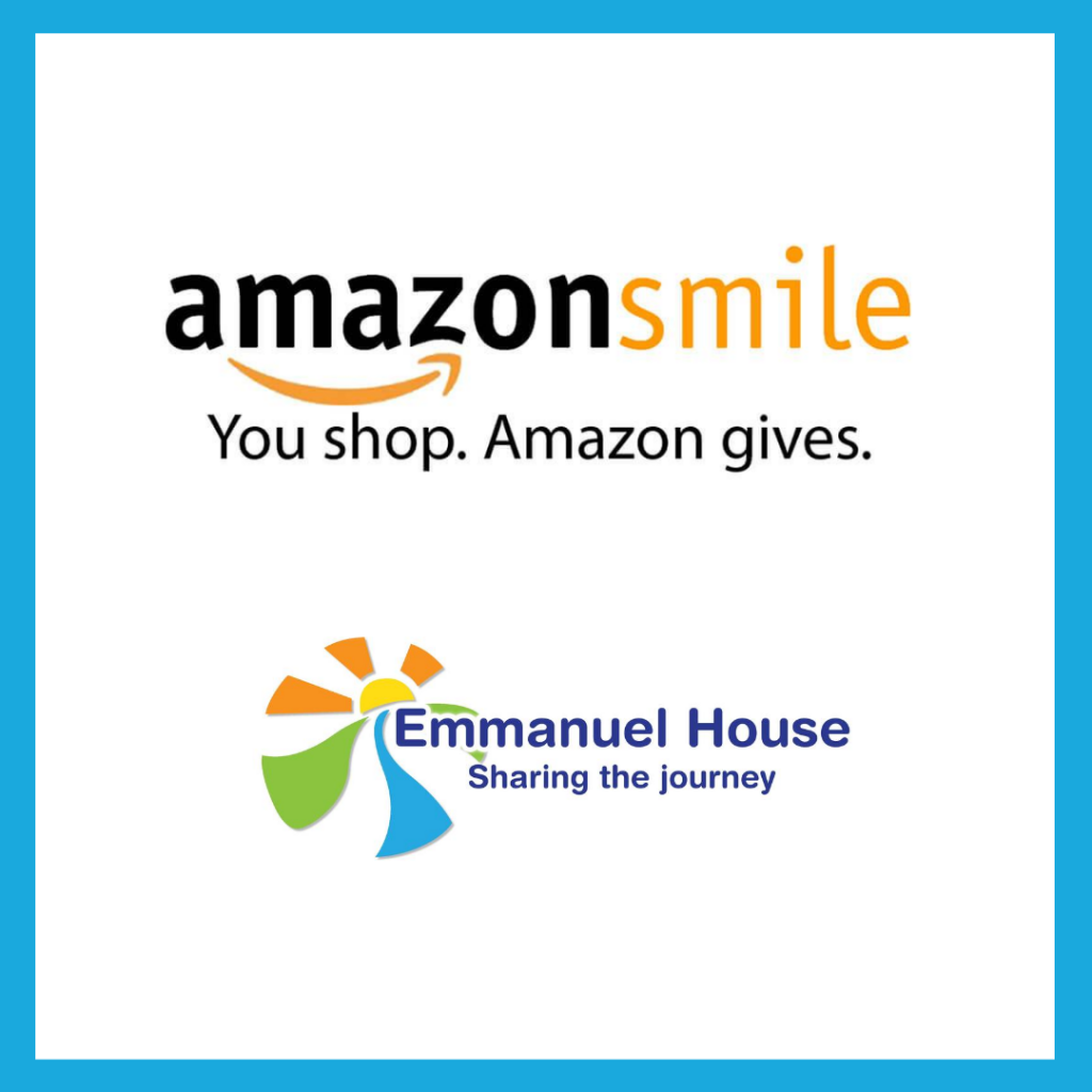 Donate to Emmanuel House Support Centre using AmazonSmile
